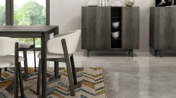Shown in gray oak and nubia 010